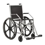 Cadeira de Rodas Dobrável Jaguaribe 1009