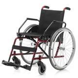 Cadeira de Rodas em Aço Cantu Epoxi Baxmann Jaguaribe