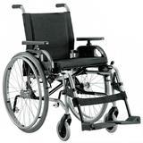 Cadeira de Rodas em Alumínio Taipu Jaguaribe - Baxmann