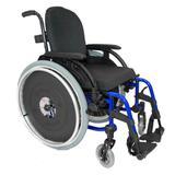Cadeira de Rodas K3 Alumínio com Encosto Rígido Hummel Anatômico Ortobras