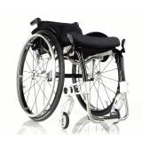 Cadeira de rodas monobloco Blizzard Ottobock