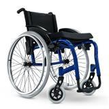 Cadeira de Rodas Monobloco Star Lite Ortobras Alumínio Peso Leve 0009FF 40cm