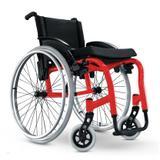 Cadeira de Rodas Monobloco Star Lite Ortobras Alumínio Peso Leve f00000 40cm
