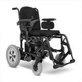 Cadeira de Rodas Motorizada Elétrica E4 ULX Ortobras com Encosto Rígido Hummel 000000 50cm