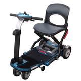 Cadeira de Rodas Motorizada Scooter Elétrica Freedom Mirage Lp