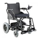 Cadeira de Rodas Motorizada Tiger Preta - Baxmann  Jaguaribe