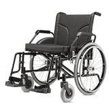 Cadeira de Rodas para Obeso 60cm Big Jaguaribe