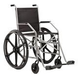 Cadeira de Rodas Pneu Inflável 1009 Jaguaribe - Ortopedia jaguaribe industria e comercio