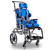 Cadeira de Rodas Postural T1 Ortobras com Sistema de Crescimento