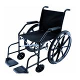 Cadeira de Rodas Simples Prolife com Pneu Inflável