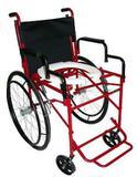 Cadeira de Rodas Versátil 44 cm Cinza - CARONE