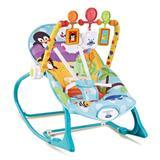 Cadeira descanso Bebê Balanço 18kg Pinguin Star baby