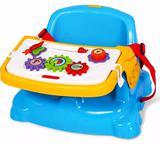 Cadeira didatica e papinha azul - Poliplac