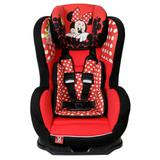 Cadeira Para Auto - De 0 a 25 Kg - Disney - Primo - Minnie - Red - Team Tex