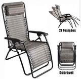 Cadeira recovery reclinável - Mor