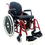 Cadeira Rodas Aktiva Ultra-Lite X  Encosto Rigido Ortobras