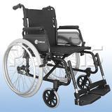 Cadeira Rodas Comfort Aro 24 Aluminio Praxis