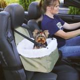 Cadeirinha Assento Cachorro Cão Gato Car Seat Transpet Carro