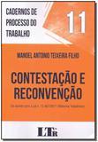 Cadernos de Processo do Trabalho N.11 - 01Ed/18 - Ltr editora