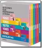 Caixa - 50 icones que inspiraram a moda - Publifolha