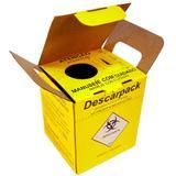 Caixa Coletora Nr3 Perfurante/Cortante Descarpack - Diversos