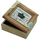 Caixa de madeira - Btc decor