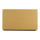 Caixa de Papelão Ondulado para Embalagem Pardo 28cm x 12cm x 16cm Nº2 - Greenbelt