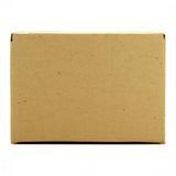 Caixa de Papelão Ondulado Pardo 22cm x 13,5cm x 15cm Nº1 100 Unidades - Greenbelt