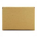 Caixa de Papelão Ondulado Pardo 22cm x 13,5cm x 15cm Nº1 - 50 Unidades - Greenbelt
