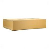 Caixa de Papelão Ondulado Pardo 45x33x10cm 10 Unidades - Greenbelt