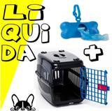 Caixa De Transporte Alça Porta Gatos + Cata Caca + Refil - Rb