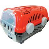 Caixa De Transporte Luxo Nº 3 - Vermelha - Beg toys
