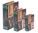 Caixa Livro Love P - Toyland