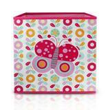 Caixa Organizadora Infantil PEQUENINOS Jacki Design Rosa