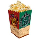 Caixa para Pipoca Harry Potter 08 unidades Festcolor - Festabox