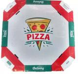 Caixa Para Pizza Masterpell - 30cm C/75 (3pct)