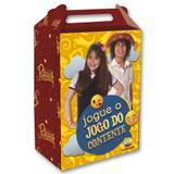 Caixa Surpresa As Aventuras de Poliana 08 unidades Festcolor - Festabox