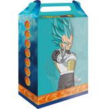 Caixa Surpresa Dragon Ball Super 08 unidades Festcolor - Festabox