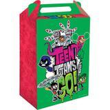 Caixa Surpresa Jovens Titãs 08 unidades Festcolor - Festabox