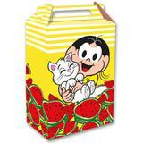 Caixa Surpresa Magali Melancia Festcolor 08 unidades - Festabox