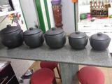 Caldeirão de Barro Capixaba 1 a 5 litros Para Feijoada - Loja do sitio