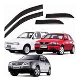 Calha Chuva Gol Parati G2 G3 G4 1998 99 2000 05 06 14 4 Pts - Volkswagen