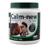 Calm New 5.000 Suplemento Calmante 400g - Vetnil