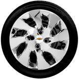 Calota Cromada Aro 14 Chevrolet Onix Prisma G133Chr - Grid calotas