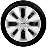 Calota Mod. Original Aro 15 Ford Focus Fiesta Ká Ecosport G130 - Grid calotas