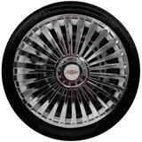 Calota Mod. Original Cromada Aro 13 Chevrolet Corsa Classic Celta Monza Chevett  Santo Andre - ABC - SP G075Chr