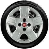 Calota Mod. Original Fiat Aro 14 Strada Palio Adventure - ABC - SP G111 - Grid calotas