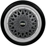 Calota Réplica De Roda Bbs Universal Aro 14 Abc - Santo Andre - Sp G601Ptg - Grid calotas