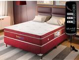 Cama Box Magnético Queen Size Privilege Dream com Vibroterapia (Colchão + Box) - Golddream