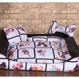 Cama Pet Pequena Deccoralle - Dog - Comfort pet